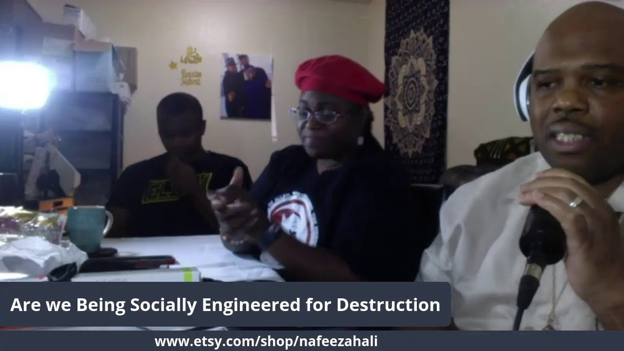 Are Black People Being Socially Engineered for Destruction and What we need to Change our Community