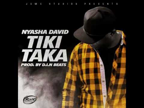 DS Zimbabwe: Nyasha David - Tiki Taka (Audio)