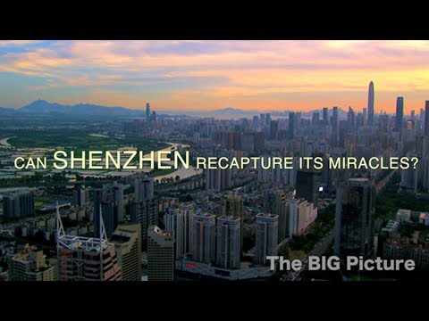 The Big Picture: Shenzhen, shakes it up