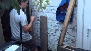 Quick and Cheap iron palm and iron body training tools.