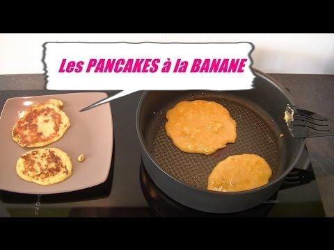 les-pancakes-à-la-banane