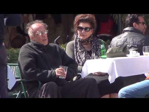 Adriano Celentano e Claudia Mori a Portofino   04 04 2015