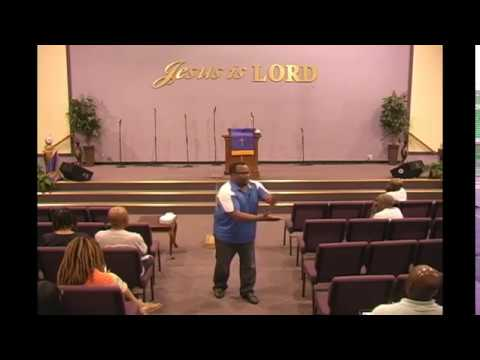 Wednesday Night Bible Study at the Alpha Worship Center in Bear, DE on June 14, 2017