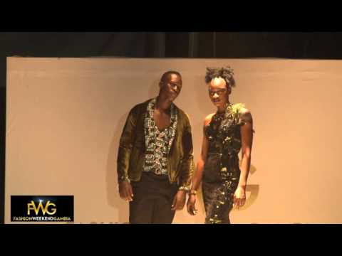 NYANYAS - FASHION WEEKEND GAMBIA 2015.