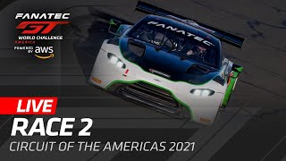 RACE 2 | COTA | GT WORLD CHALLENGE AMERICA 2021