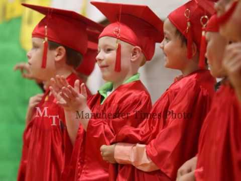 New Union Elementary School Kindergarten Graduation 2017