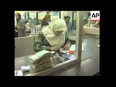 Iraq launches new bank notes without face of Saddam