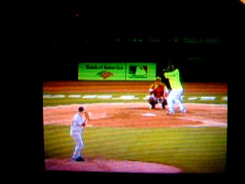 October 2004   Red Sox Win World Series   Final Out