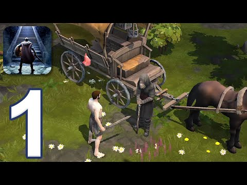 Frostborn: Coop Survival - Gameplay Walkthrough Part 1 - Tutorial (iOS, Android)