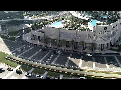 The Address Hotel Dubai Mall Review