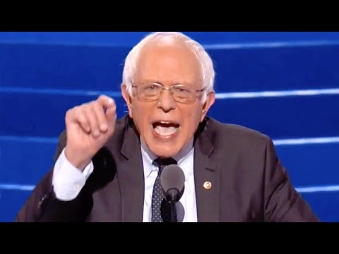 Bernie Sanders' Full 2016 Democratic National Convention Speech