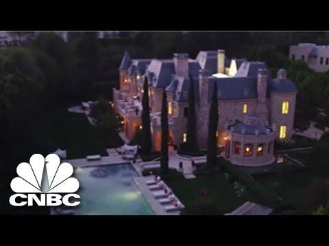 Inside A $45 Million Beverly Hills Castle | Secret Lives Super Rich | CNBC Prime