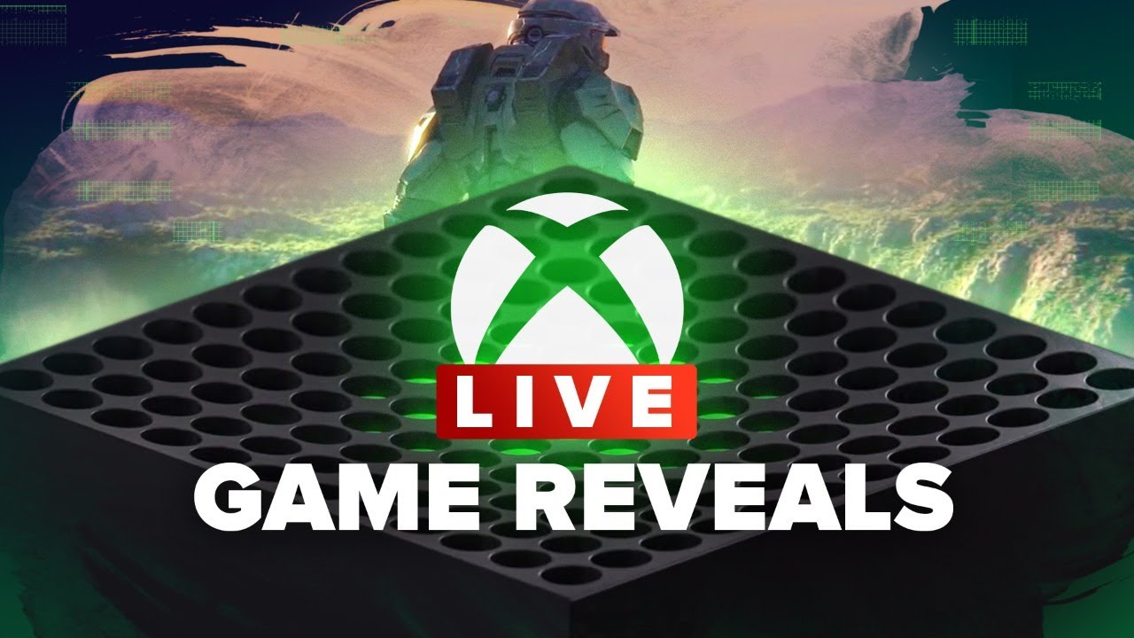 Come Watch the Xbox Games Showcase With Us Here at GamingOverdose+