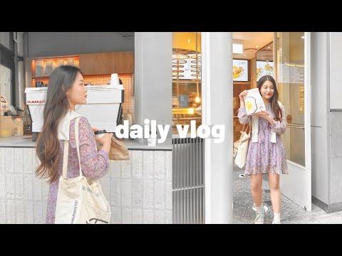 Nessie Diaries 🍞 Sydney cafes, Korean egg toast, Injeolmi crumble, Japanese food