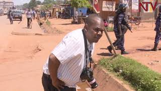 Police block angry Lusanja residents from heading to Parliament