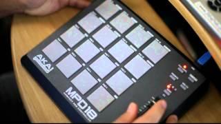 Video Making melody on Akai MPD18, mpd26, mpd24, mpd16 pad midi controller sampler download MP3, 3GP, MP4, WEBM, AVI, FLV Juni 2018