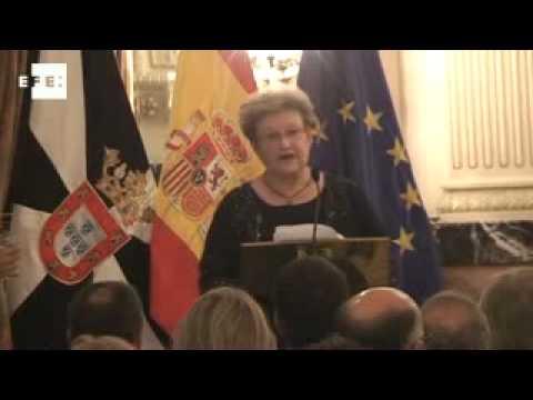Helen Lieberman, recibe el Premio Internacional de...