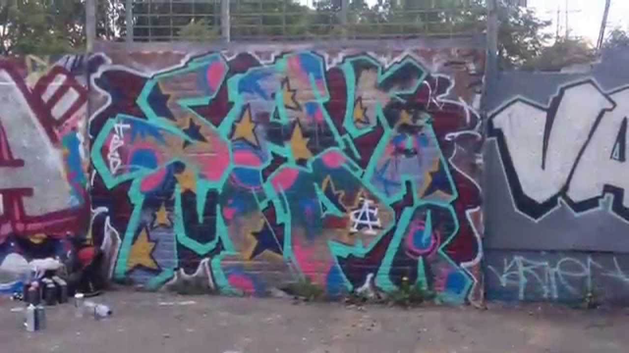 Cbtv On Our Travels Vol 30 London Graffiti Youtube