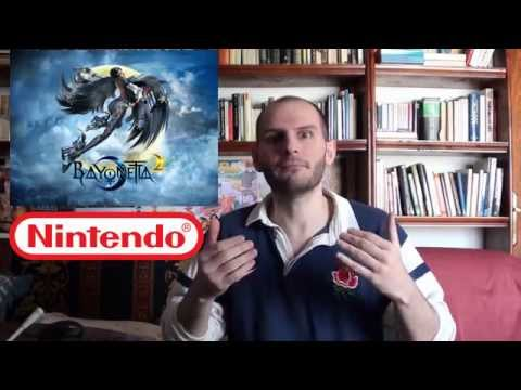 BAYONETTA 2 SORPRESA DEL AÑO - Vendeconsolas de WiiU - Nintendo - Sega - Platinum games - Sasel