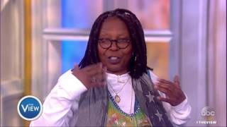 Whoopi Goldberg Responds To Fake News Story | The View