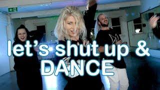 Let's Shut Up & Dance - Jason Derulo (Dance Video) | Jasmine Meakin @megajam choreography