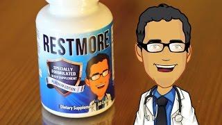 RESTMORE!  Dr  ER's Custom Sleep Formula thumbnail
