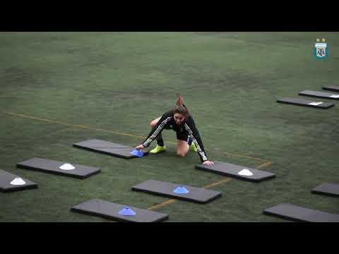 #SelecciónFemenina: Último entrenamiento antes de la final panamericana