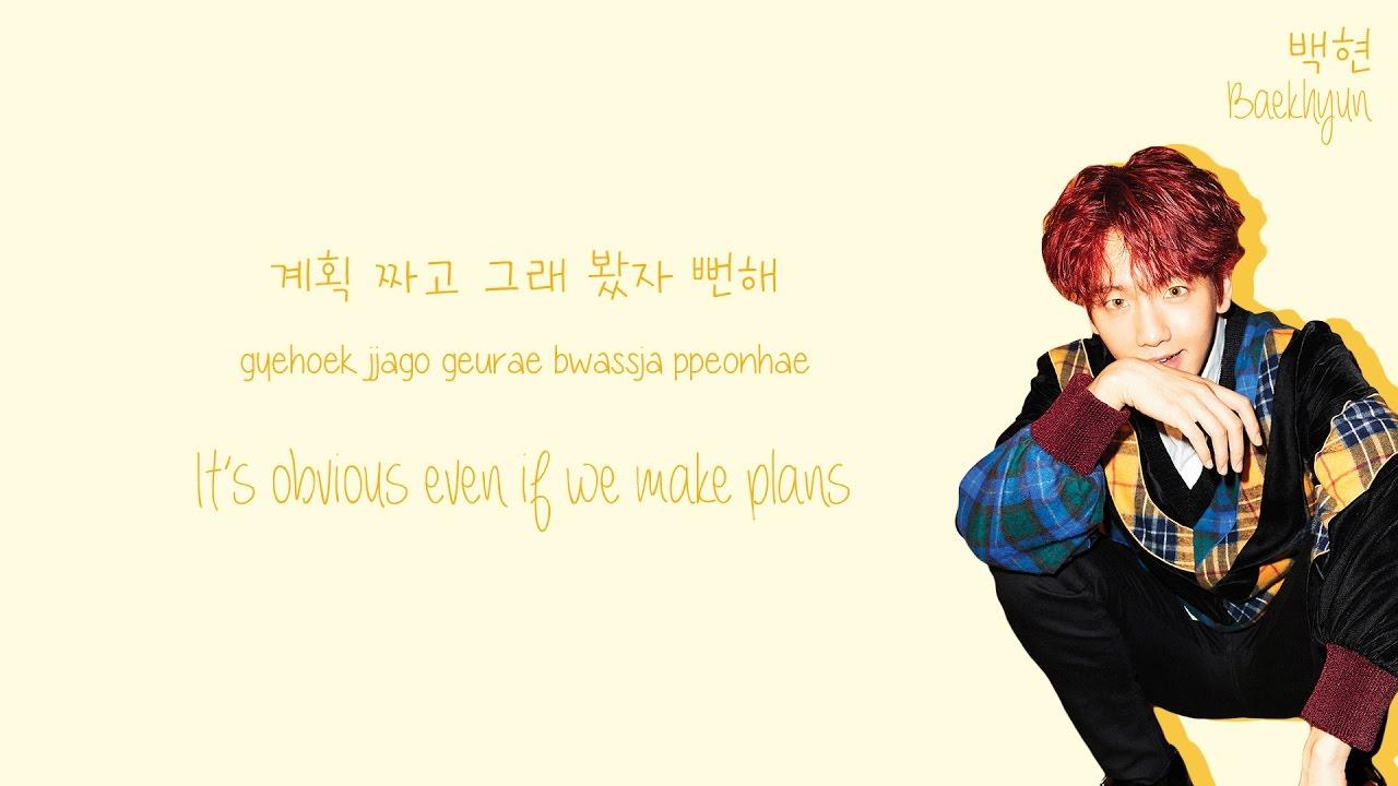 Exo Cbx ̲¸ë°±ì‹œ Hey Mama Lyrics Color Coded Han Rom Eng Youtube