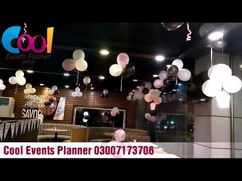 Micky Theme Salotion Biryhday Partti Cool Event Planner 03007173706