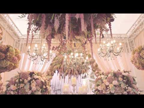 Amie Bone Flowers - The National Wedding Show (Autumn 2015)