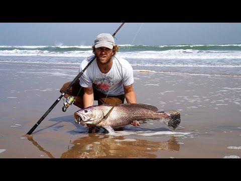 Namibia to Angola. Fishing trip to Flamingo Lodge & Foz do Cunene