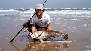 Namibia to Angola. Fishing trip to Flamingo Lodge & Foz do Cunene