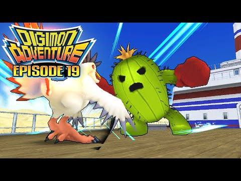 Digimon Racing - Part 5 - Frozen Cup - (Tentomon/Kabuterimon Gameplay) from YouTube · Duration:  8 minutes 41 seconds