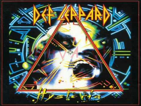 Def Leppard - Animal (With Lyrics)
