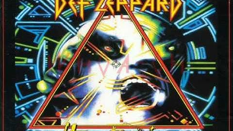 Def Leppard - Animal (With Lyrics)