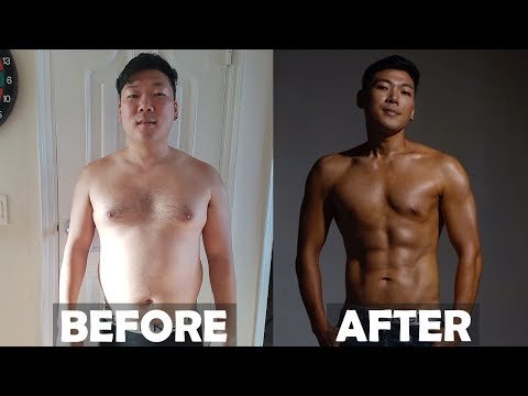 BODY TRANSFORMATION - THE LAST CHANCE -  KOREA FITNESS MOTIV