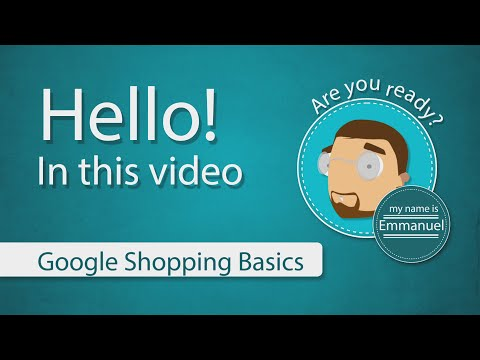 Google Shopping Data Feed Basics *OLD