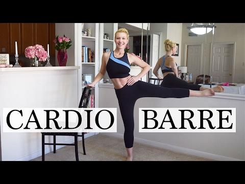 Full Length: Cardio BARRE Class
