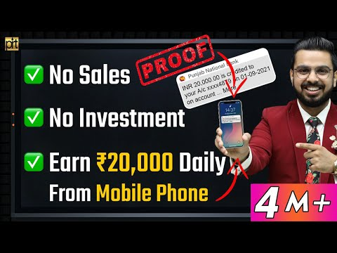 Download FREE Earning App   How to Make Money Online?   Earn Passive Income Daily without Investment