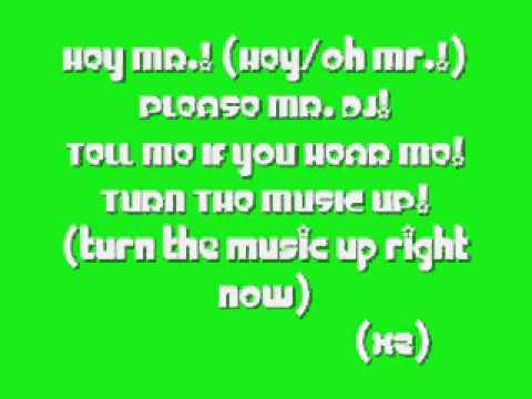 Pon De Replay- Rihanna Lyrics