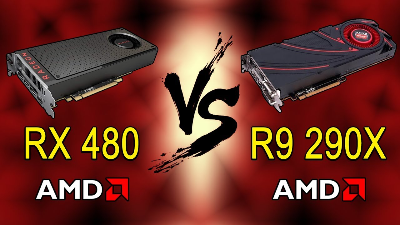 RX 480 vs R9 290X - Old Gen Or New Gen? (10 Games Benchmarked)