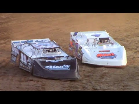 RUSH Crate Late Model Heat One | McKean County Raceway | 9-30-17
