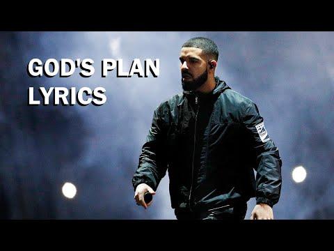 Drake - God's Plan (Lyrics Video)
