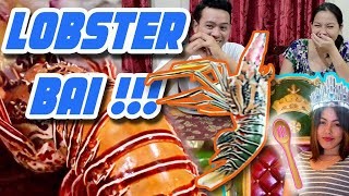 BUTTERED LOBSTER (SPICY) - PINOY STYLE - SIMPLE QUICK AND EASY - BUHAY PROBINSYA