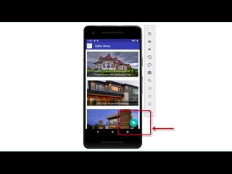 Zoho SalesIQ- Android SDK Chat Button Customisation