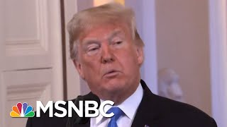 President Donald Trump Keeps Doubling Down On A Losing Strategy | Morning Joe | MSNBC