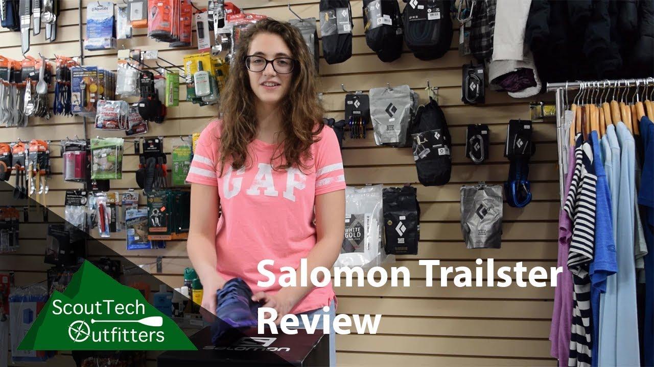 salomon trailster review