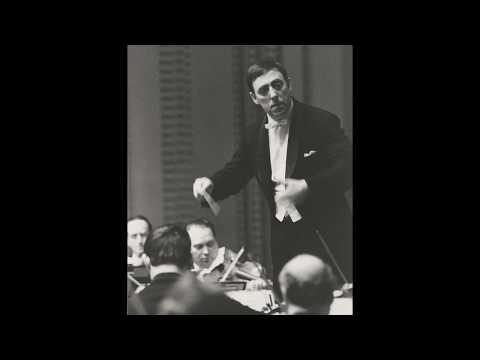 """Mozart Symphony No. 35 """"Haffner"""" - Suitner, Staatskapelle Berlin (Live, 1981)"""
