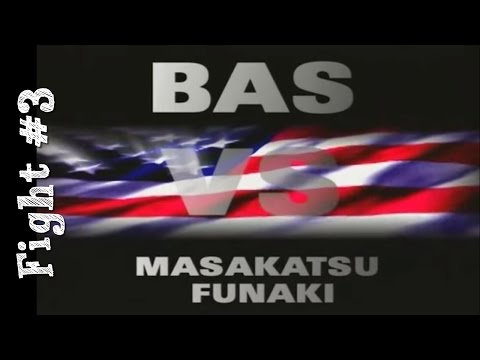 Bas Rutten's Career MMA Fight #3 vs. Masakatsu Funaki