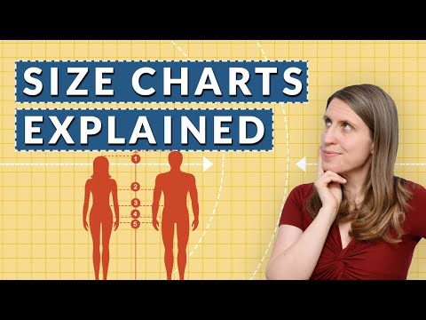Is Vanity Sizing a Myth? Sewing Size Charts Explained